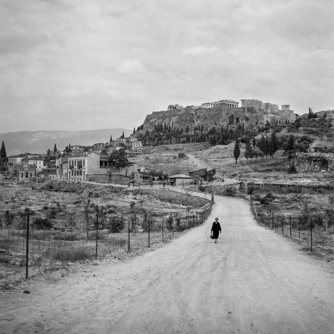 Η Ακρόπολη από την Αρχαία