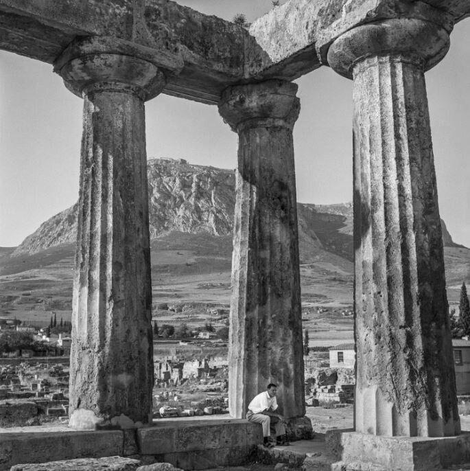 Κόρινθος: Ο αρχαϊκός...