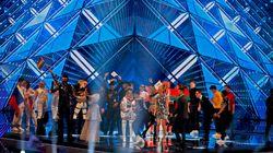 Eurovision: O πρώτος ημιτελικός και οι λαμπερές εμφανίσεις της φαντασμαγορικής