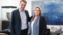 NΔ: Υποψήφια στο Νότιο Τομέα της Β' εκλογικής περιφέρειας Αθηνών η Ντόρα