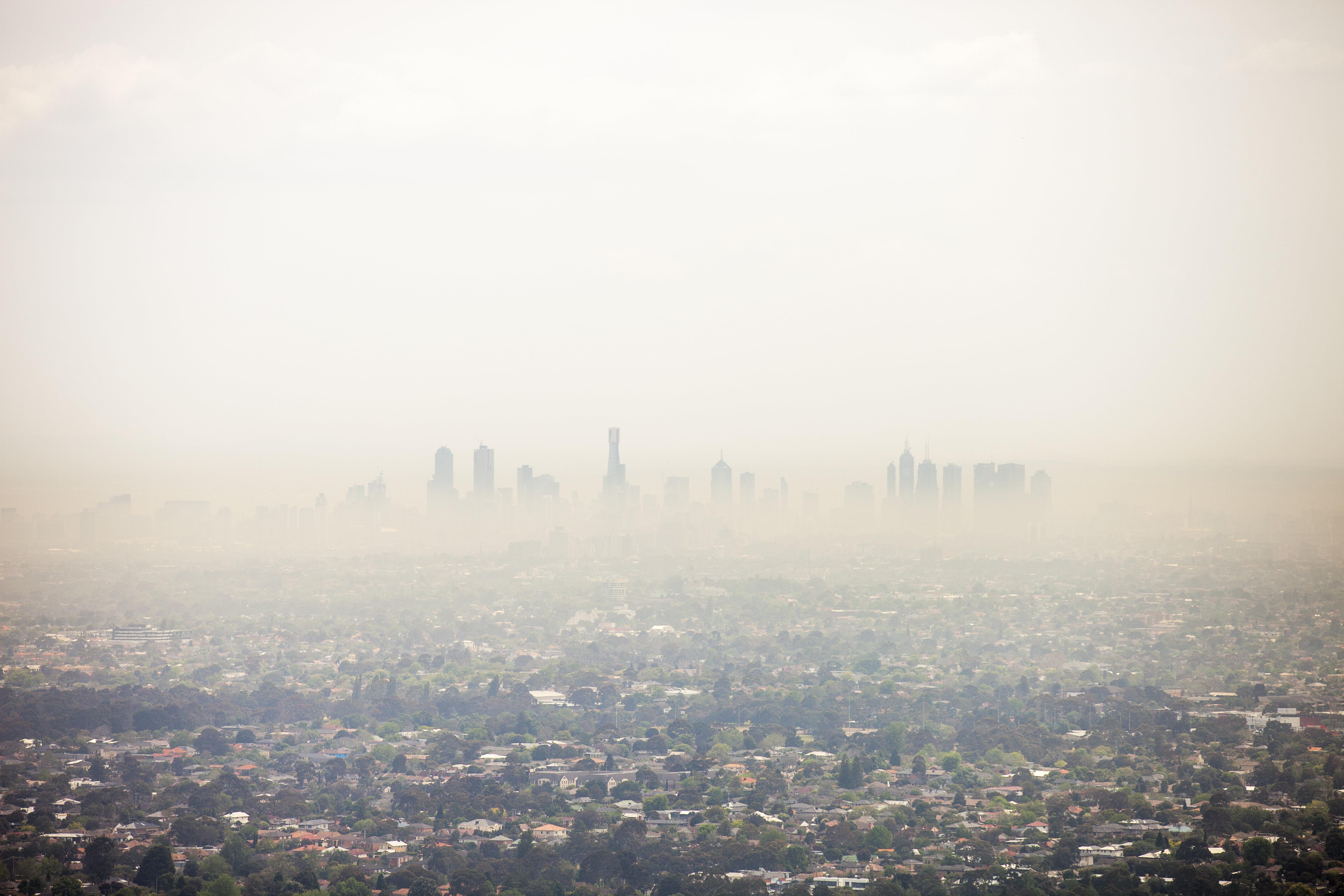 Τρομακτική αποκάλυψη: Η ατμοσφαιρική ρύπανση βλάπτει κάθε ανθρώπινο