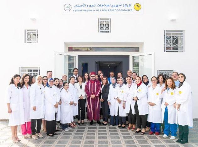 Rabat: Le roi Mohammed VI inaugure le Centre régional des soins