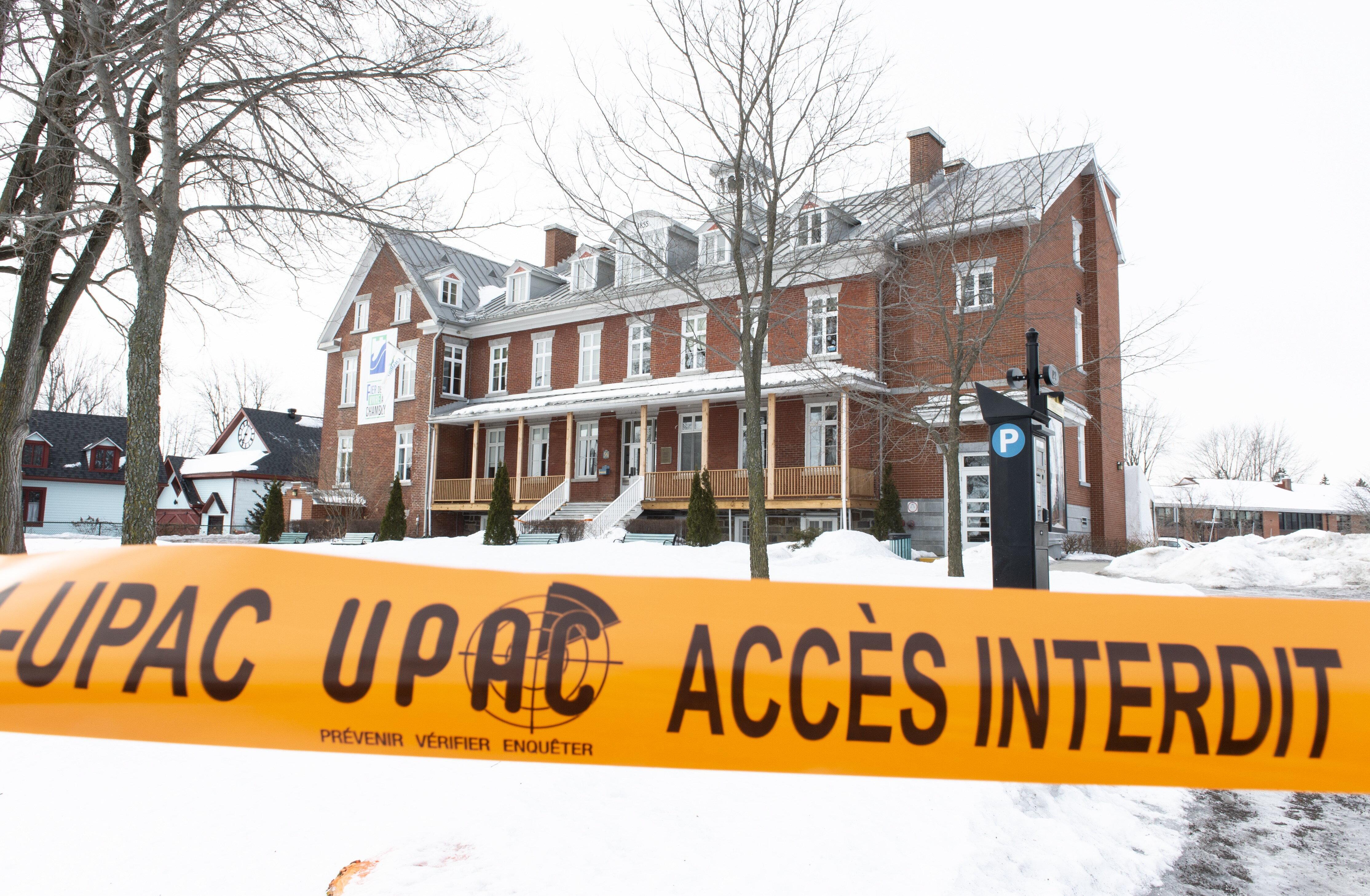 L'UPAC est visée par des allégations de fabrication de