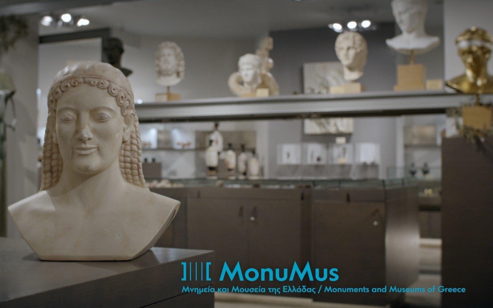Τα ακριβή αντίγραφα των αριστουργημάτων των ελληνικών μουσείων σε ένα