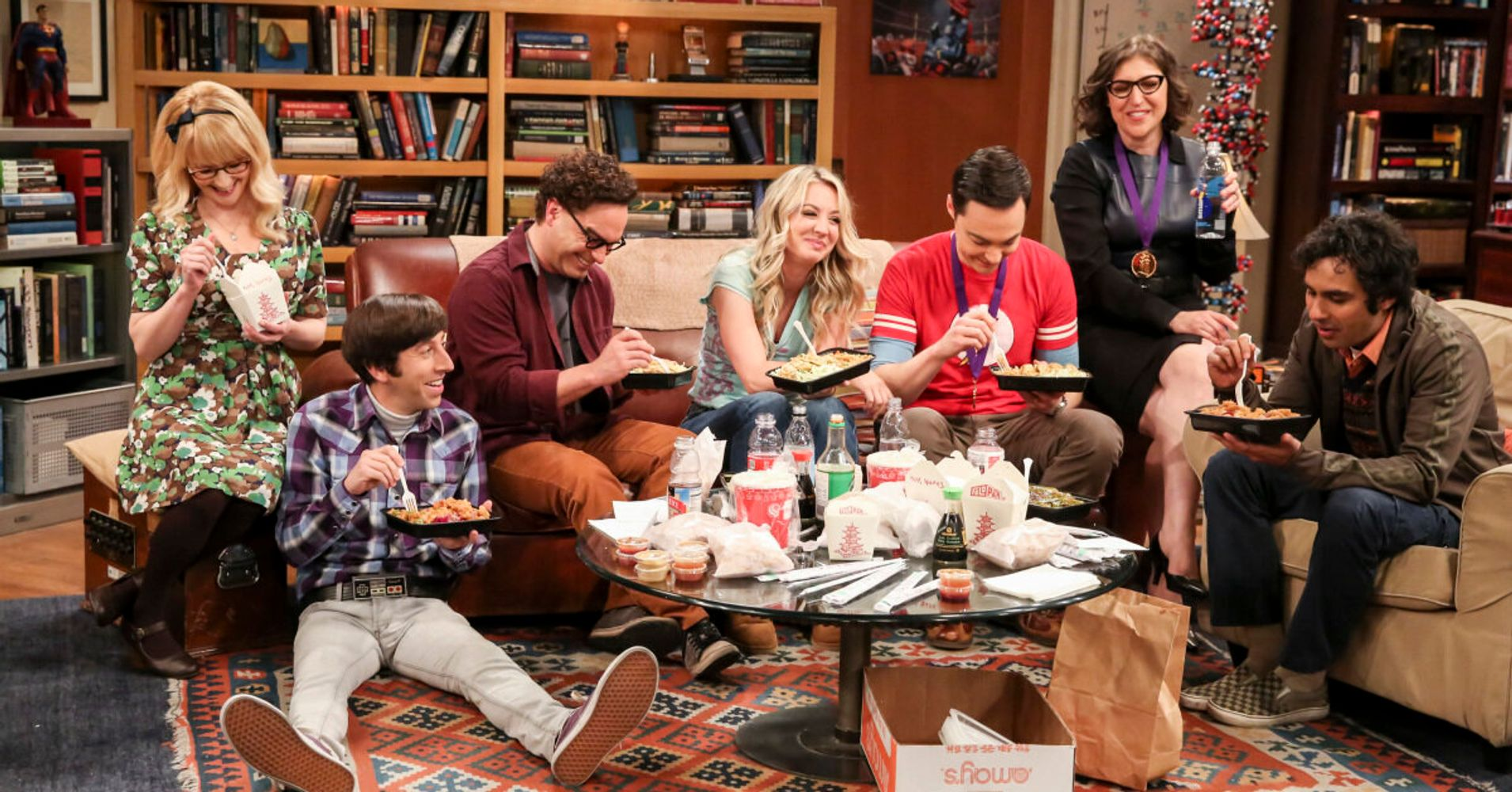 'The Big Bang Theory' Left One Mystery Unsolved
