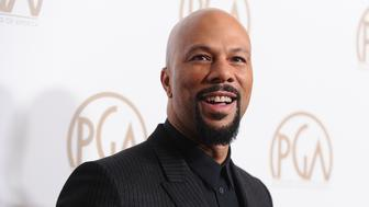 BEVERLY HILLS, CA - JANUARY 28:  Actor/rapper Common attends the 28th annual Producers Guild Awards at The Beverly Hilton Hotel on January 28, 2017 in Beverly Hills, California.  (Photo by Jason LaVeris/FilmMagic)