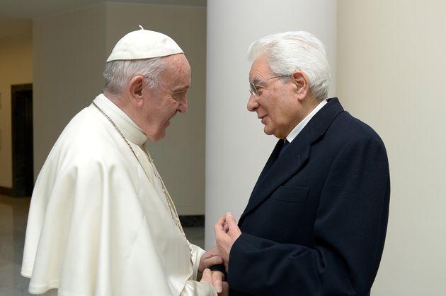 Mattarella ringrazia il Papa per il