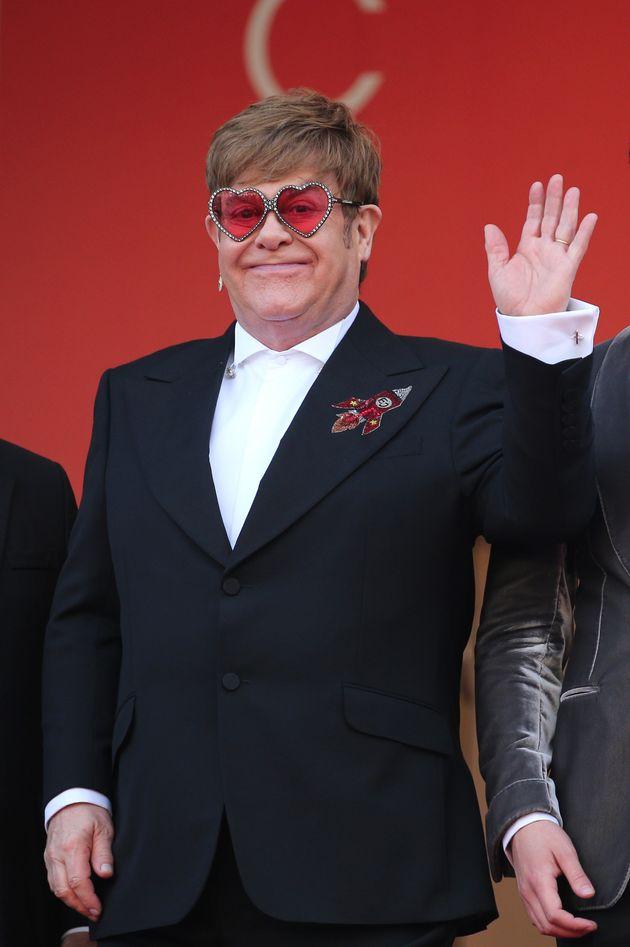 """Rocketman"", un monumento al genio pop di Elton"