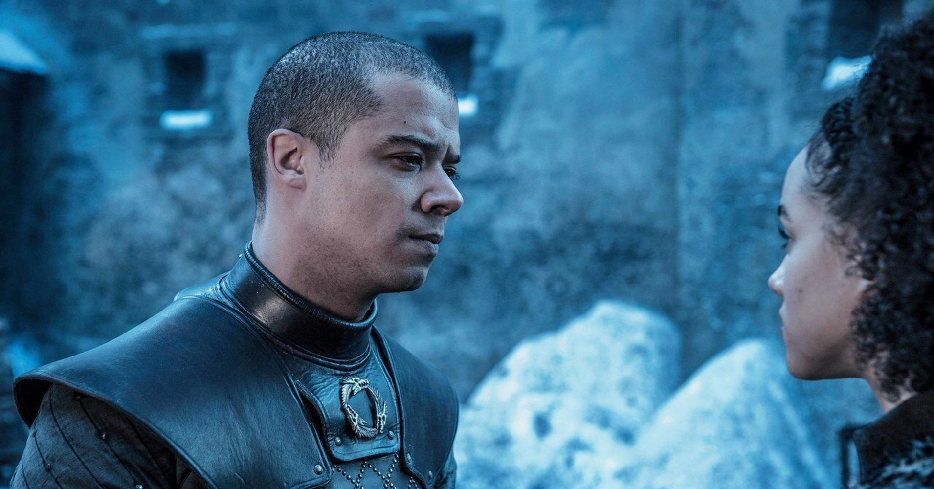Grey Worm Actor Jacob Anderson Doesn't Think Daenerys Went 'Mad' At All
