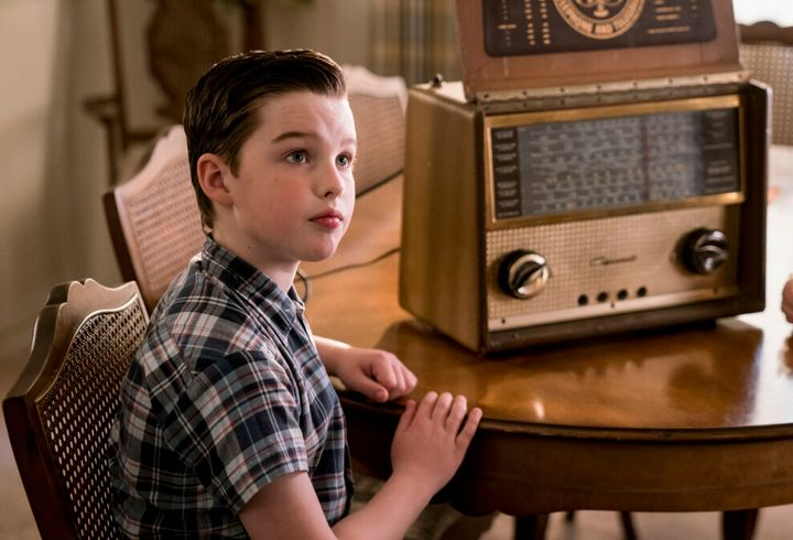 """Young Sheldon,"" starring Ian Armitage, is returning for a third season."