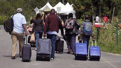 Les demandes d'asile ont plus que triplé depuis