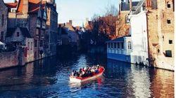 Bruges: Ένα αλλιώτικο Σαββατοκύριακο στο
