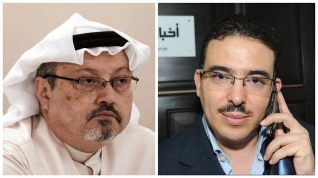 Avant son assassinat, le journaliste saoudien Jamal Khashoggi aurait appelé Taoufik Bouachrine à la