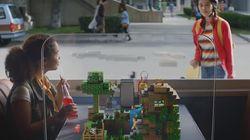 Minecraft lance un jeu mobile en réalité virtuelle pour ses 10