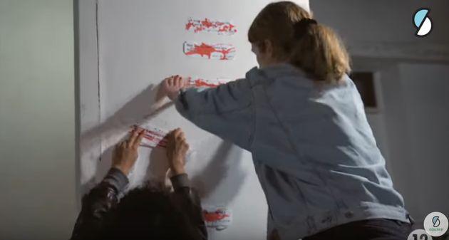 Elvire Duvelle-Charles et Sarah Constantin, co-créatrices de la web-série