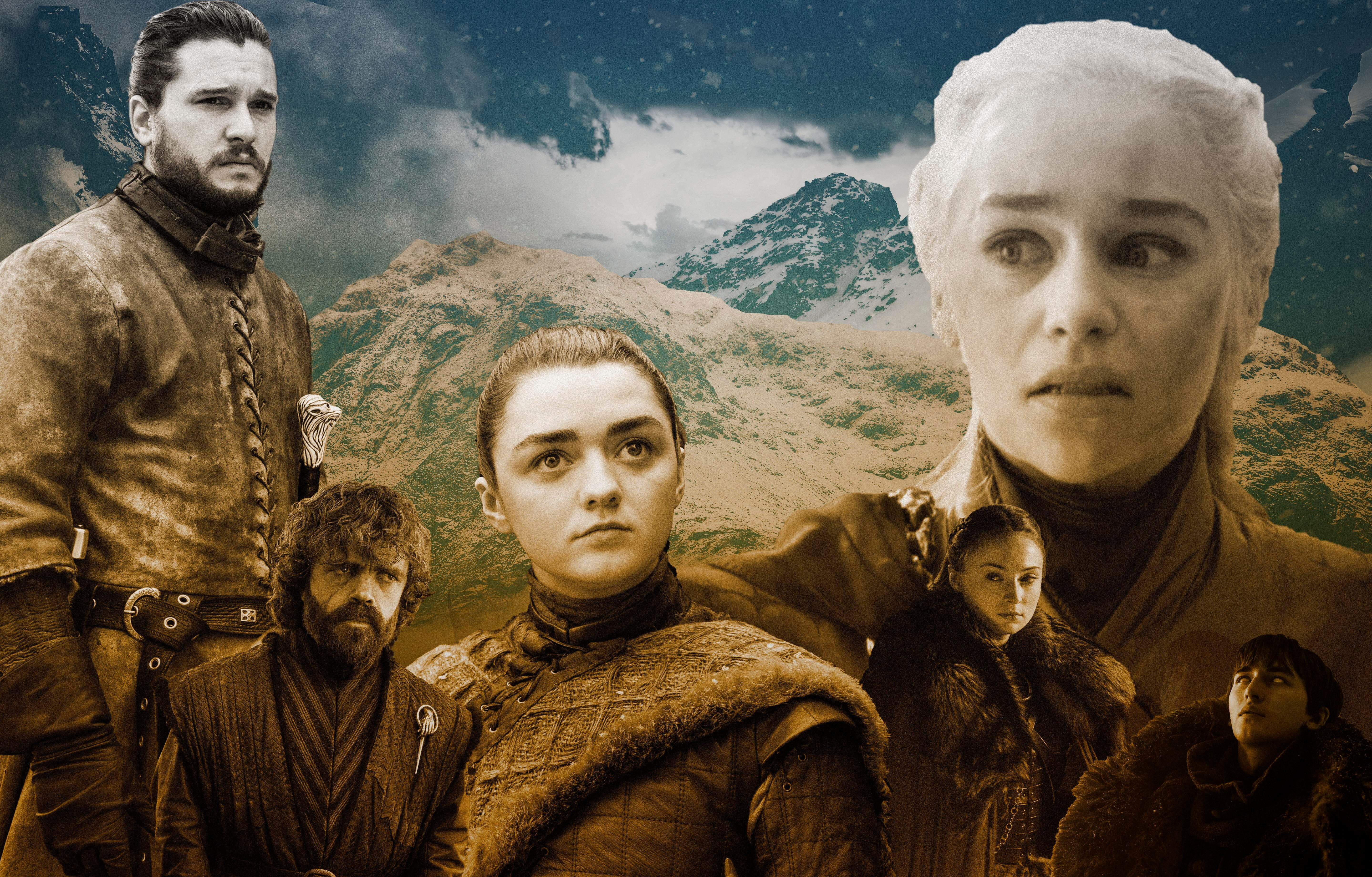 Here's How 'Game Of Thrones'
