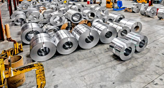 La fin des tarifs sur l'acier et