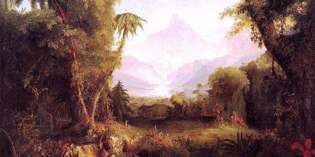 À la recherche du jardin d'Éden: un jardin d'Éden à