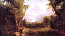 BLOGUE À la recherche du jardin d'Éden: un jardin d'Éden à