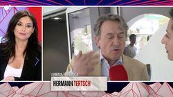 Encontronazo de Hermann Tertsch, de Vox, con 'Todo es mentira':