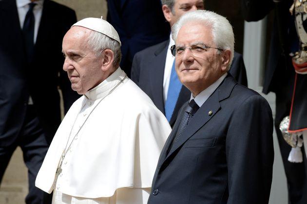 Papa Francesco e Sergio Mattarella: due grandi vecchi per