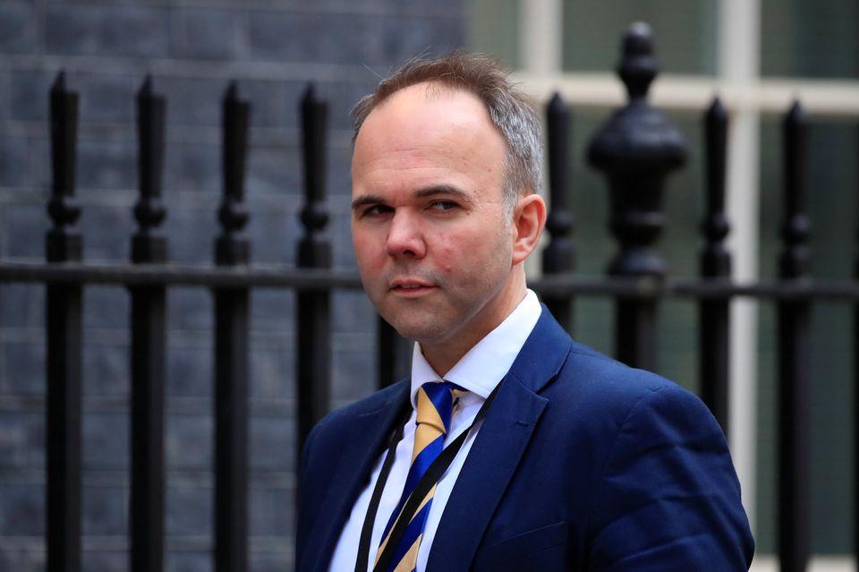 May's chief of staff, Gavin