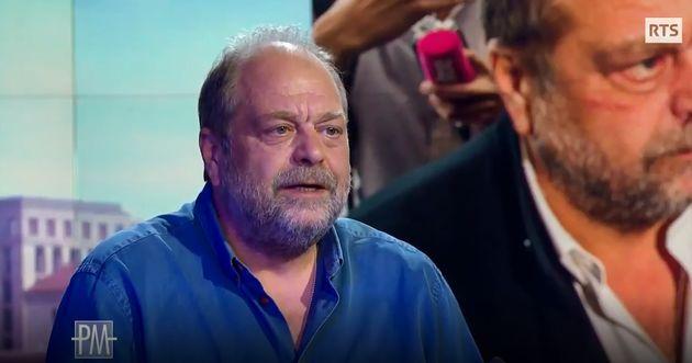Éric Dupond-Moretti n'a pas du tout apprécié un moment pourtant excessivement