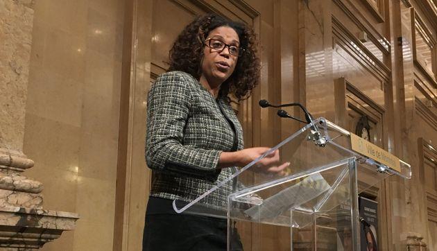 Myrlande Pierre, présidente de la Table sur la diversité, l'inclusion et la lutte contre...