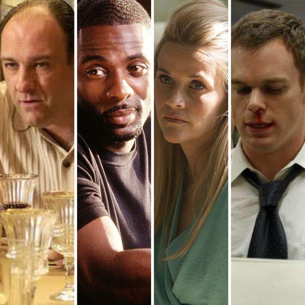 'Família Soprano', 'A Escuta', 'Big Little Lies', 'A Sete Palmos'... Ótimas opções...