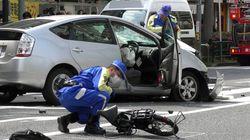 池袋暴走事故 運転の男性が退院、目白署で任意聴取