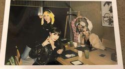 2NE1 완전체가 데뷔 10주년을 맞아 한자리에