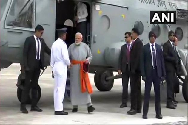 PM Reaches Dehradun, To Visit