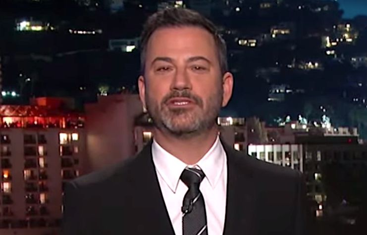 Kimmel Comes Up With Genius Way ...