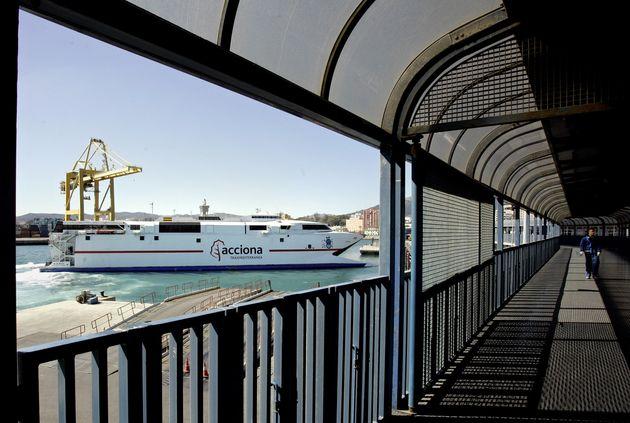 La Guardia Civil enchaîne les descente dans le port de Ceuta et ses