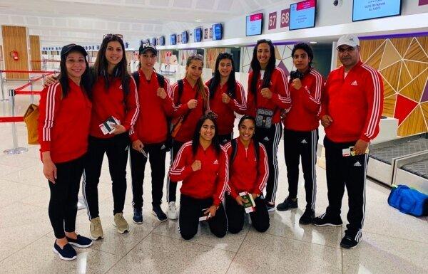 Tournoi international de boxe au Gabon: la sélection marocaine féminine décroche 5 médailles