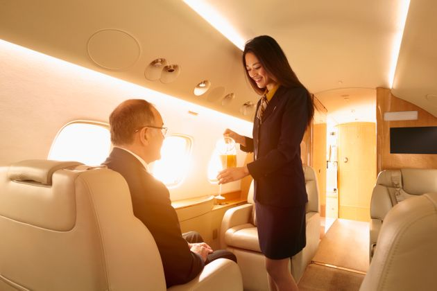 Εξομολογήσεις αεροσυνοδών που εργάζονται σε VIP