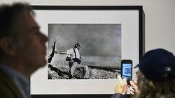 Fue ella, y no él, quien hizo la foto más icónica de la Guerra