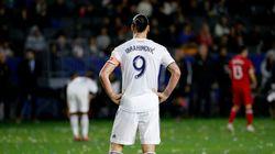Zlatan suspendu après avoir étranglé un