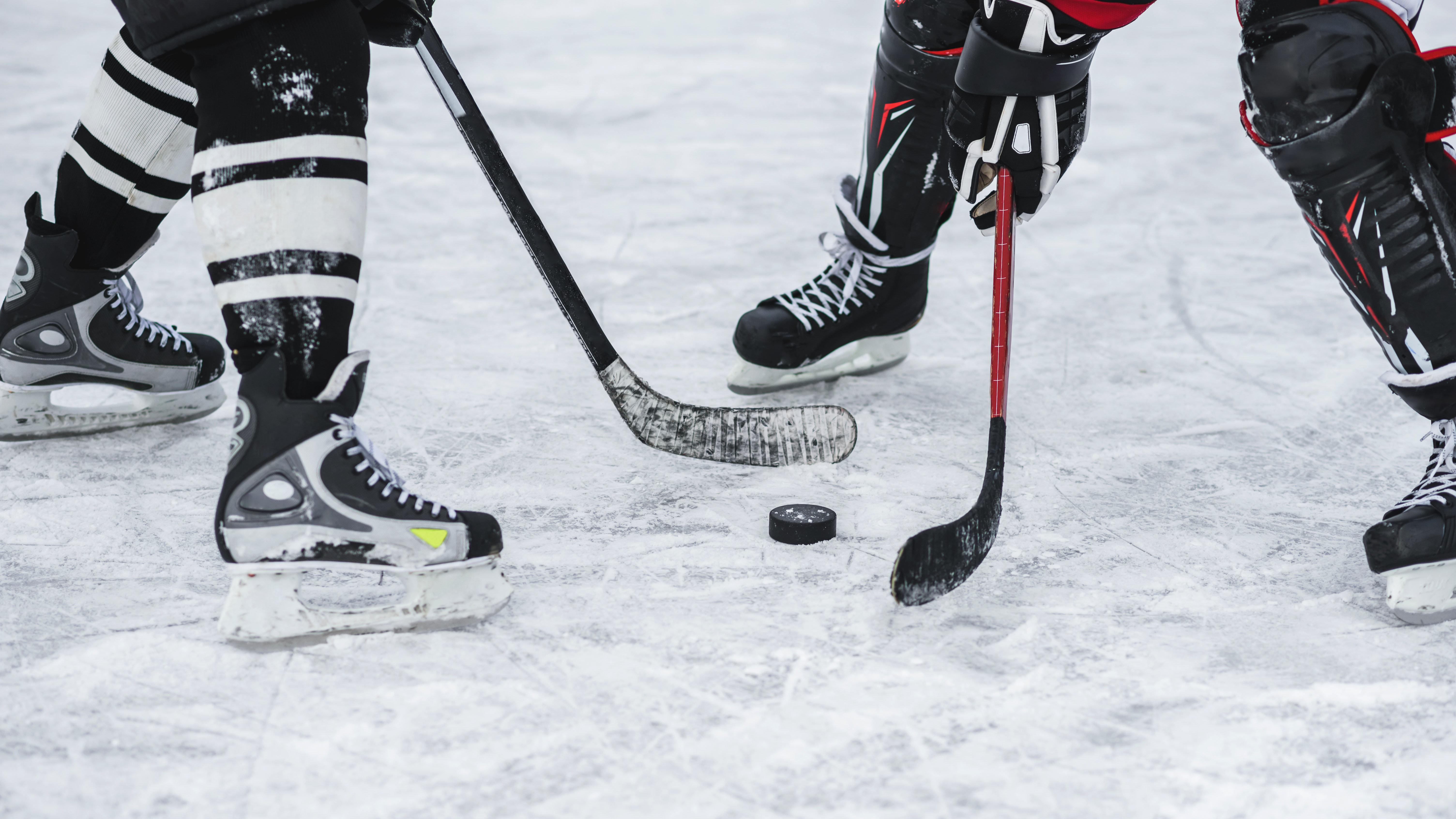 L'UQAM a développé une rondelle sonore pour hockeyeurs non