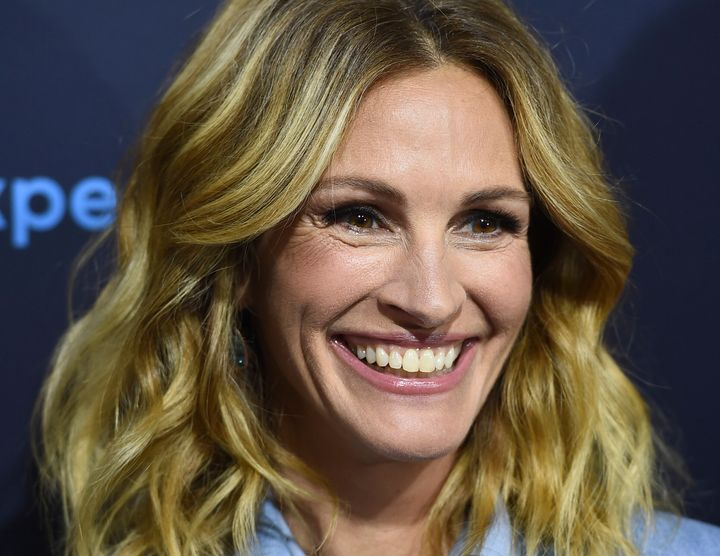 "Julia Roberts says that ""Game of Thrones"" is ""for sure"" not for her."