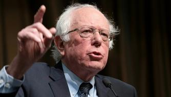 Bernie Sanders, le 5 avril 2019 à New York