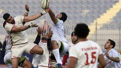 Signature d'une convention entre les fédérations de rugby et de sport