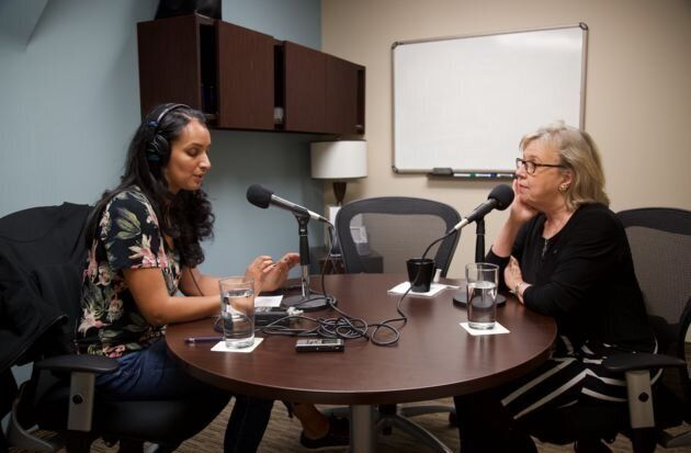 Green Party Leader Elizabeth May joins HuffPost Canada's Althia Raj for an interview on
