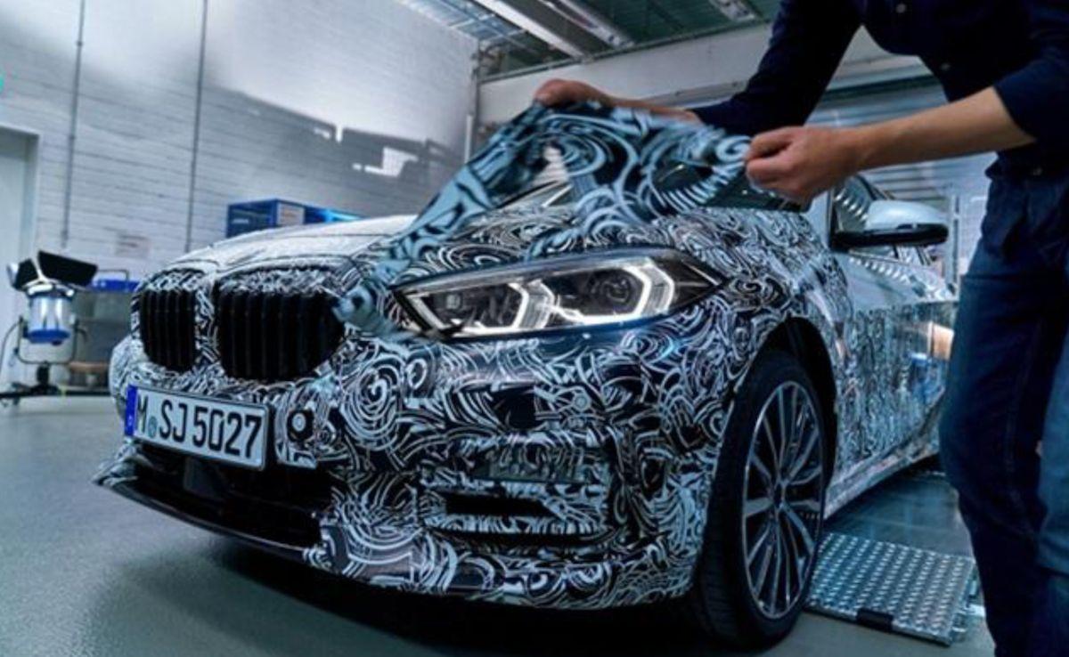 BMW 1 Series 改款工程可是相當龐大,包含外觀、內裝、底盤均全部換新。