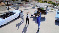 "Avec ""Higher"", John Legend et DJ Khaled rendent hommage à Nipsey"