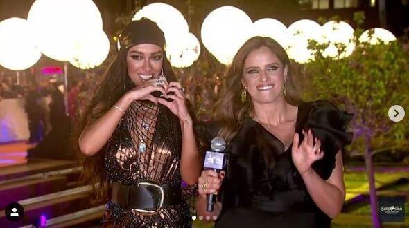 Eurovision 2019: Το διάφανο κορμάκι που θα φορέσει η Φουρέιρα το βράδυ του