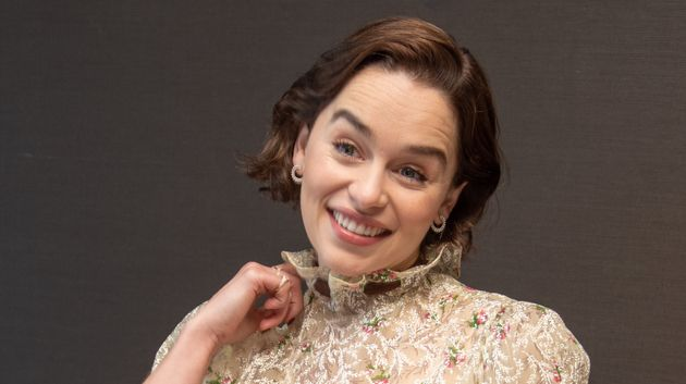Emilia Clarke Admits It Took Booze To Deal With THAT Episode Of 'Game Of