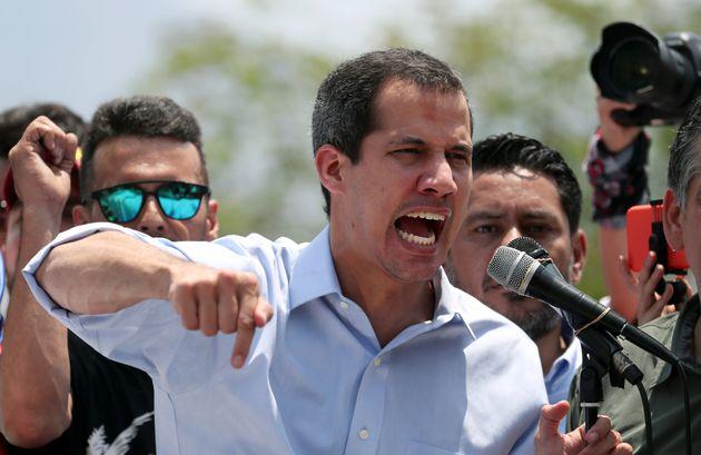 El líder opositor Juan