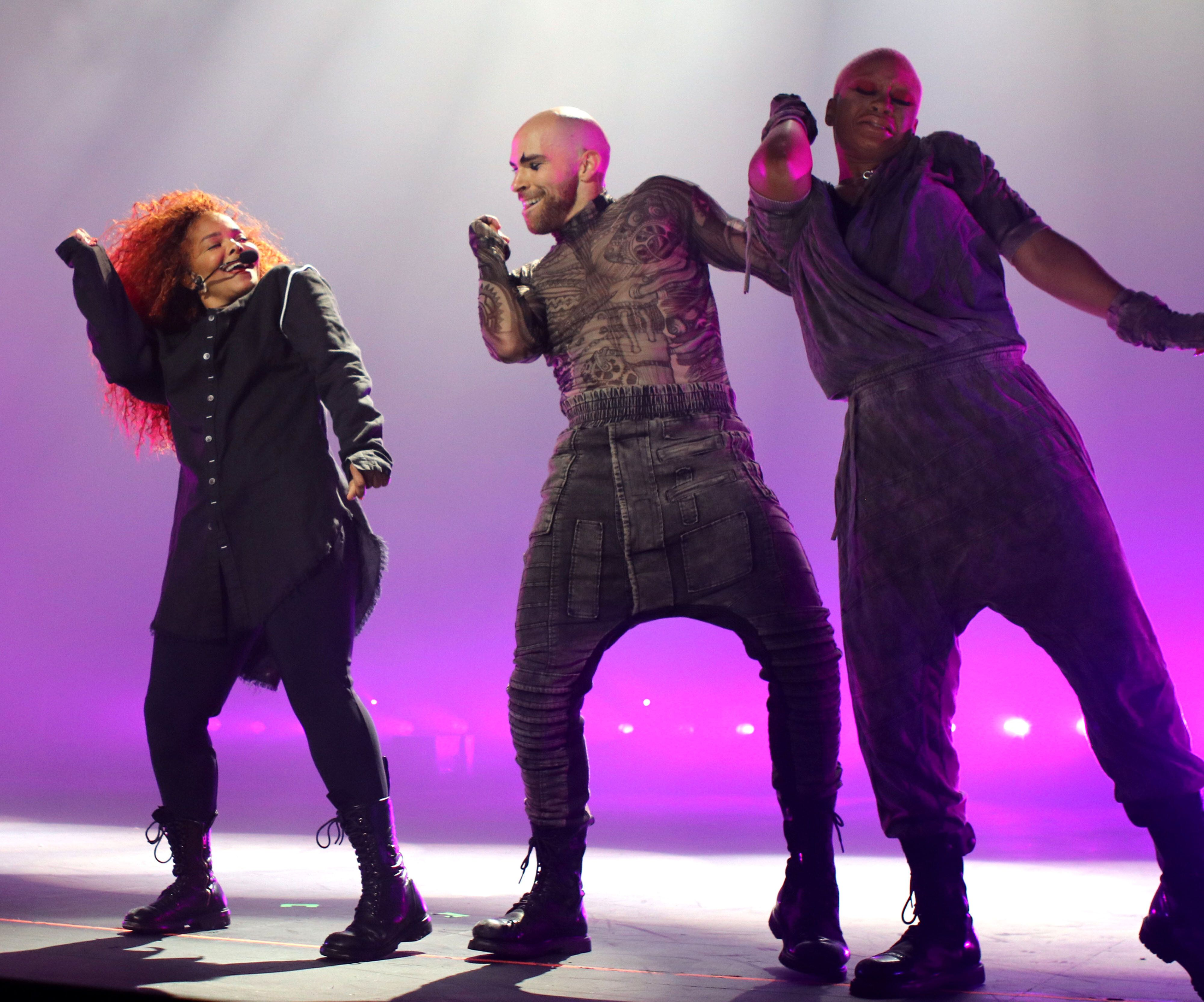 Janet Jackson Comes 'Full Circle' In ...