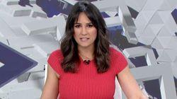 Lorena García, presentadora de Antena 3, responde con contundencia a un comentario sobre su